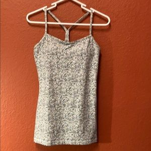 Lulu Lemon Top, size small, built in bra.